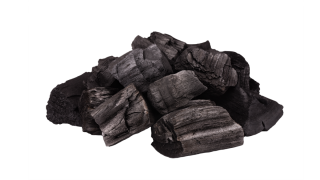 Grilovací uhlí č.1