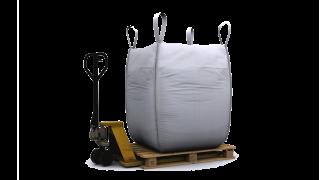 Dřevěné pelety Big Bag 1000 kg č.5